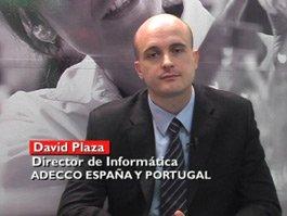 Reportaje sobre la gestión de clientes en Adecco España