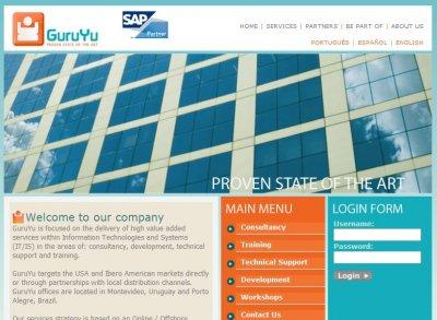 BPM para SAP en Offshore, desde Uruguay. Entrevista en audio a Ricardo Zegin de www.Guruyu.com