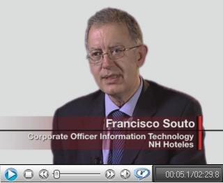 NH Hoteles homogeneiza los sistemas de 350 Hoteles con E-Business Suite de Oracle