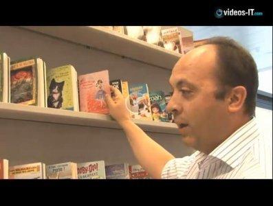 Inventario en tiempo real para el sector retail con la tecnología RFID de Keonn Technologies. Vídeo-entrevista y demo.