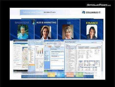 Dynamics AX para Gestión de procesos en Fabricantes Industriales e ingeniería. Webinar realizado por Columbus IT.