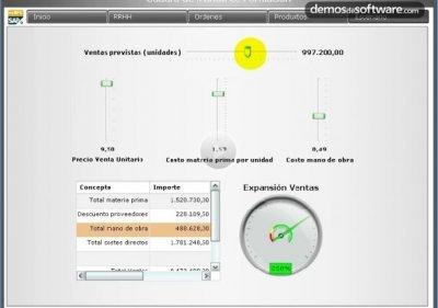 Curso práctico de Xcelsius (SAP Crystal Dashboard Design) con 4 horas de video Screencast y sesiones online en directo con el profesor