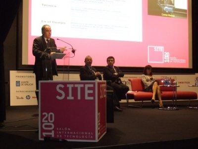 Innovación tecnológica para banca y administraciones públicas en tiempos de crisis. Crónica del Salón Internacional de Tecnología. A Coruña 2010.
