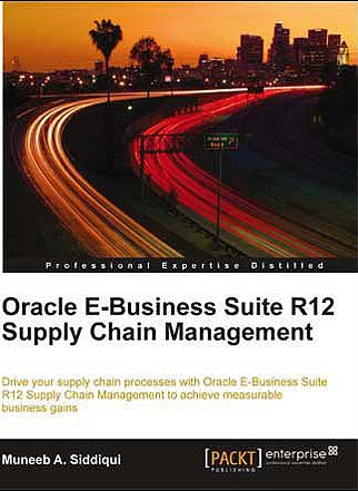 Libro: Oracle E-Business Suite R12 Supply Chain Management