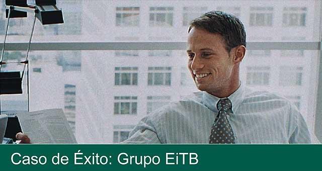 Grupo EiTB implementó la solución Sage XRT Treasury para mejorar la gestión de tesorería