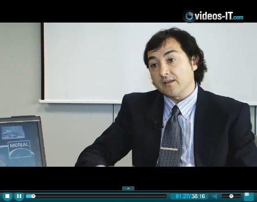 Gestión integral de Laboratorios Merial España con Ekon, de Unit4. Video Entrevista de 40 minutos con el CIO de Merial.