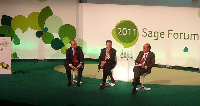 Sage Forum toma el pulso a las necesidades de AAPP y grandes empresas impulsando la e-Administración. Cronica del evento.