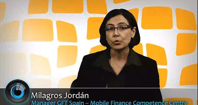 Movilidad en Banca y Seguros: Video-entrevista con la responsable del Mobile Finance Competence Centre de GFT.