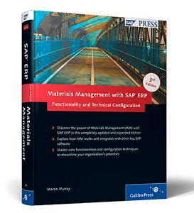 Libro de SAP: Materials Management with SAP ERP. Functionality and Technical Configuration (3rd Edition)