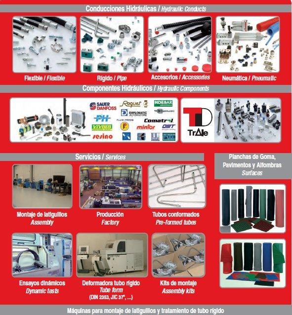 ERP en la fabricación y distribución industrial de piezas para maquinaria hidráulica. El caso de la española DICSA. Video-Reportaje 30 minutos.
