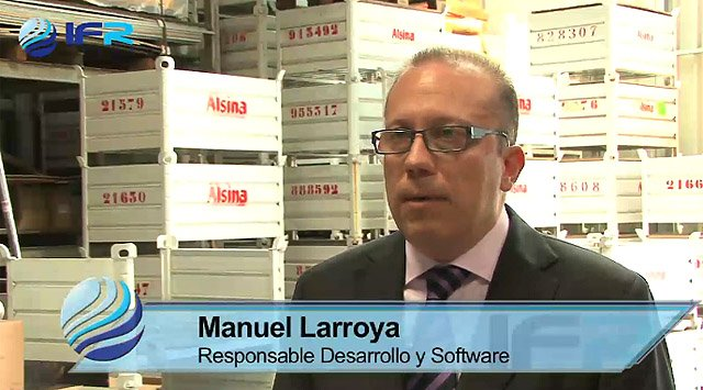 Grupo Alsina implementa Microsoft Dynamics AX para la gestión integrada de la empresa. Video-reportaje.