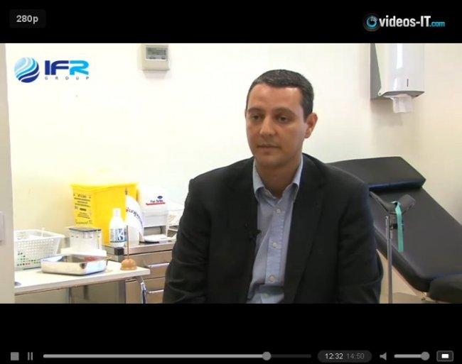 Dynamics AX en Unipresalud, empresa catalana de prevención de riesgos laborales. Video-Reportaje.