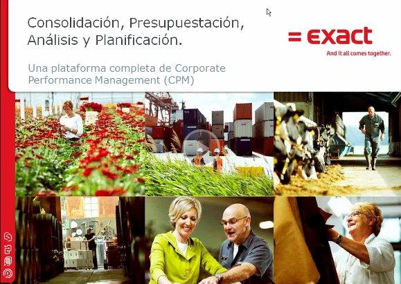 Funcionalidades y demo de Exact Professional Services Automation (PSA)
