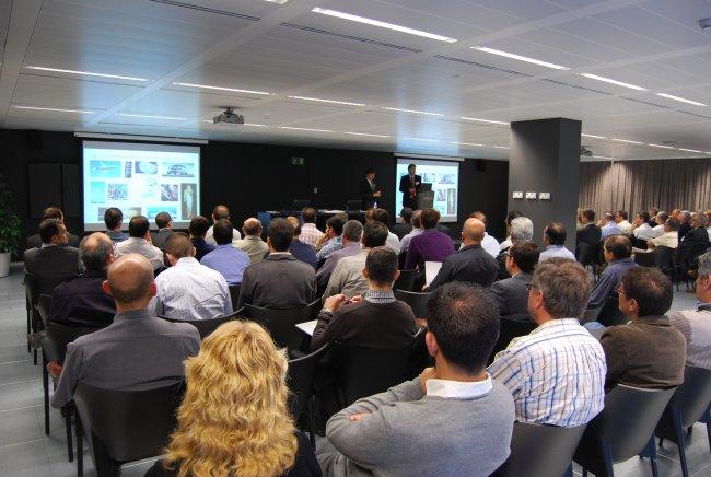 Dassault Systèmes presenta en Barcelona la versión 6 de su PLM. Crónica.