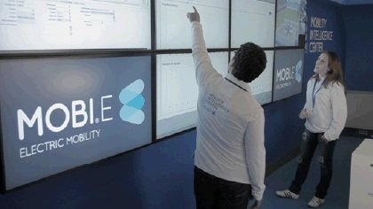 Oracle en Mobi.E la red de recarga de coches eléctricos de Portugal