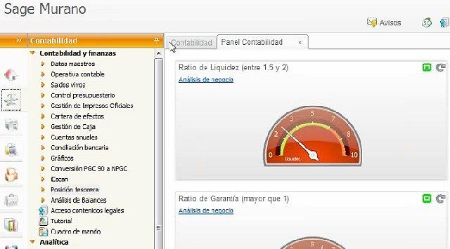 Gestión Bancaria integral con el ERP Sage Murano. Webinar de 1 hora.