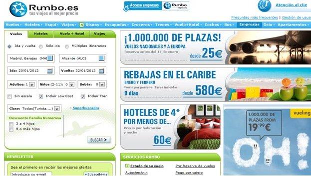 Rumbo elige Jboss Enterprise Middleware de Red Hat como su servidor de aplicaciones y plataforma web