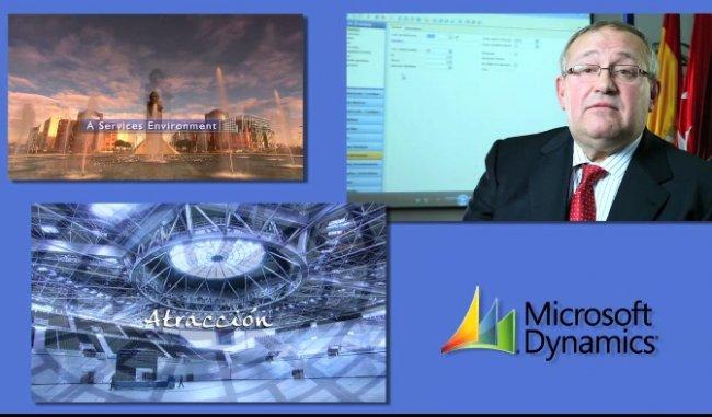 Caso de estudio: Tecnocom implanta Microsoft Dynamics NAV en Madrid Espacios y Congresos. Vídeo de tres minutos.