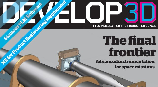 Revista digital Develop 3D de Siemens PLM, edición de enero 2012