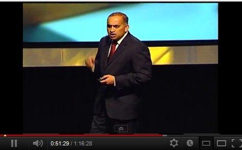 El valor de la innovación en gestión de RRHH, finanzas, riesgo y cumplimiento legal según SAP. Vídeo de 1 hora y 15 minutos.
