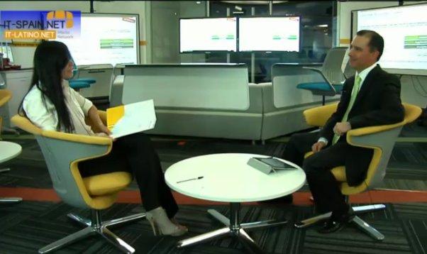 ERP-Latino.com se mete dentro del Primer Centro de Innovación de SAP en Latinoamérica, en México. Video Entrevista con Adalberto Olivares.