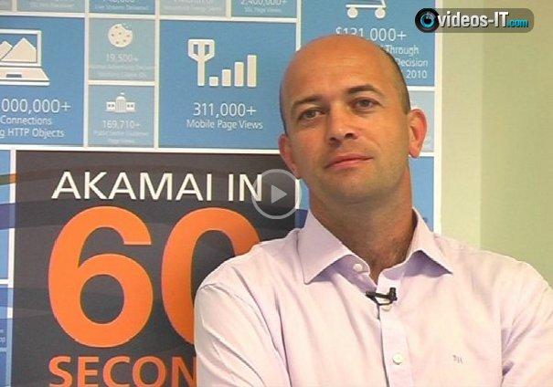 AKAMAI explica cómo optimizar Internet para mejorar el rendimiento y la seguridad de aplicaciones Cloud / SaaS y móviles. Vídeo entrevista de 1 hora.
