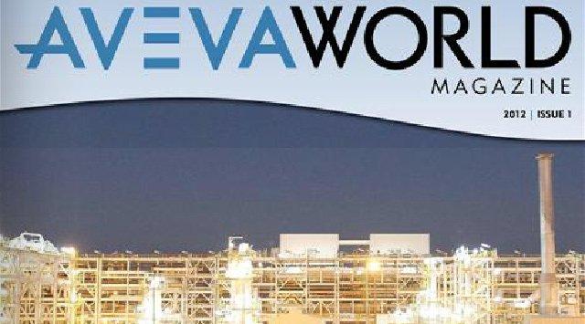 Revista digital Aveva World: Primera edición de 2012