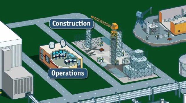 Solución de Aveva para la gestión de la integridad de las operaciones petroleras. Vídeo en inglés.