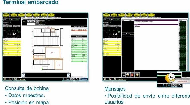 Solución Alza @Clase 10 para la gestión y localización de activos de gran tonelaje en almacenes. Webinar de 1 hora.
