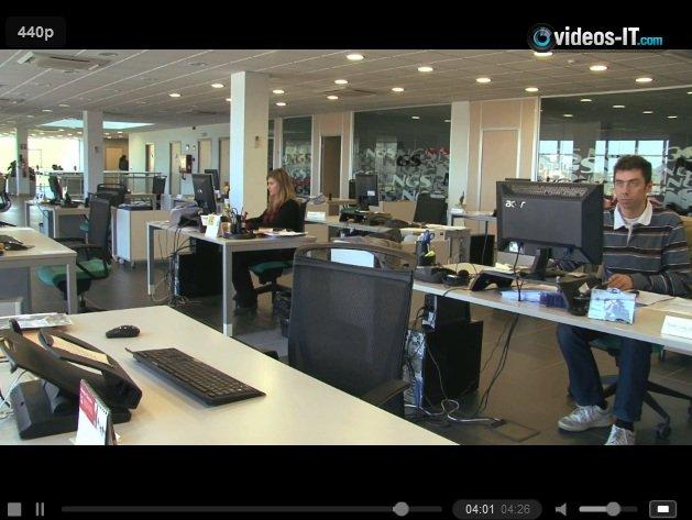 La multinacional NGS explica cómo utiliza el ERP Microsoft Dynamics implantado por Iniker. Vídeo de 4 min.