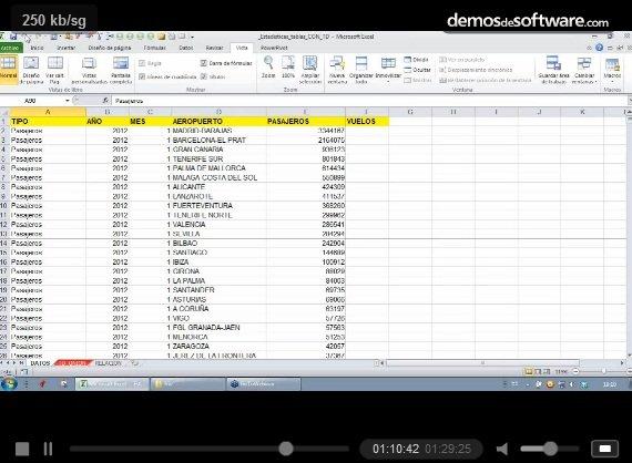 PowerPivot, gestión financiera y reporting gratuito para la PYME. Webinar de Luis Muñiz de 1,5 h.