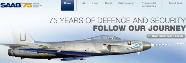 El fabricante de productos de defensa y aeronáutica Saab apuesta por IFS como proveedor TIC a nivel global