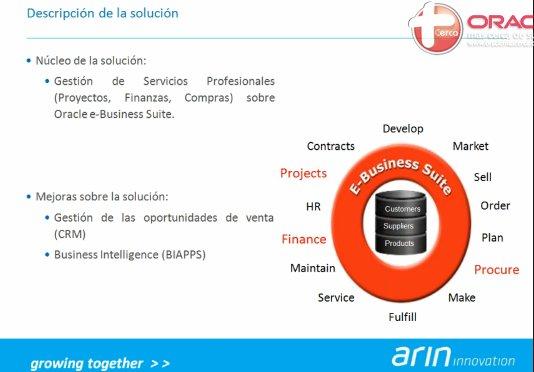 Control 360º de Oportunidades y Proyectos para Servicios   Profesionales, por Oraclemascerca.com