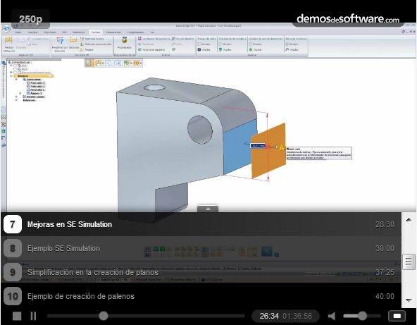 Webinar de Siemens PLM: Solid Edge ST5. Nuevas funcionalidades que te sorprenderán