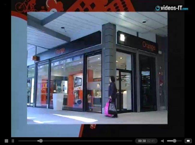 Caso práctico: Red de tiendas Orange explica implantación de Microsoft Dynamics NAV y Office 365 por la consultora Aitana. Vídeo de 3 min.