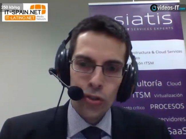Osiatis explica cómo ayudó al Ministerio de Defensa a pasar la ISO 20000. Vídeo-entrevista de 10 min.