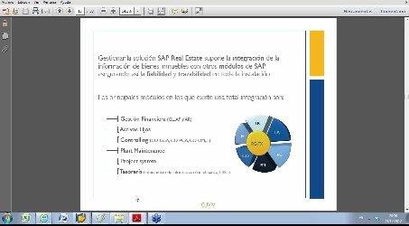 Gestión de Activos Empresariales con SAP Real Estate, por Cuviv. Webinar de 40 minutos.