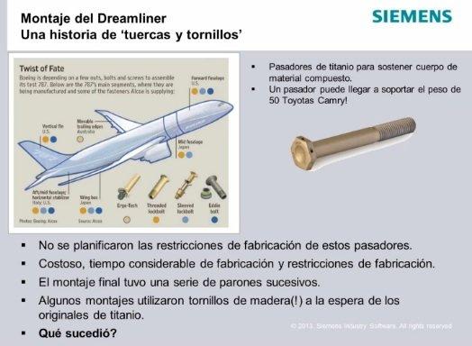 Gestión de Procesos en un entorno multidisciplinar, por Siemens Industry Software. Webinar de 1 hora.