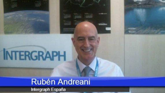 Intergraph explica sus productos geoespaciales. Vídeo entrevista de 1 hora.