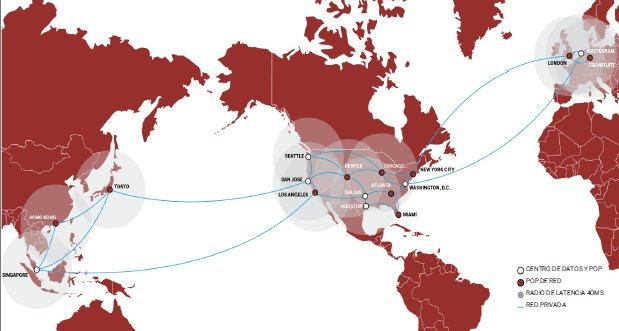Conozca Softlayer, compañía de IBM, y cuya plataforma proporciona infraestructuras en la nube a nivel de Internet.