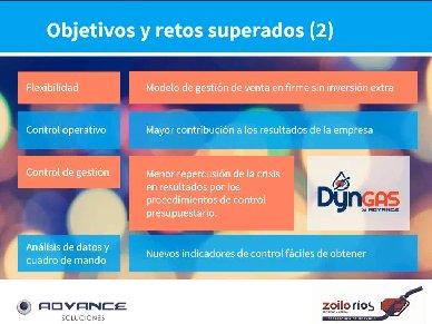 Introducción a DynGas, solución basada en Microsoft Dynamics NAV para áreas de servicio y gasolineras. Webinar de 1 hora 20 minutos.
