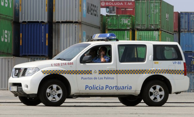 El puerto de Las Palmas usa el planificador de fuerza laboral GTT