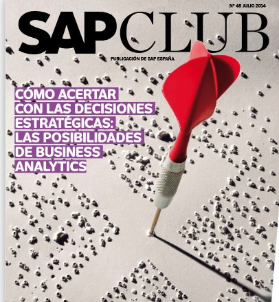 Revista SAP Club Espa�a julio 2014