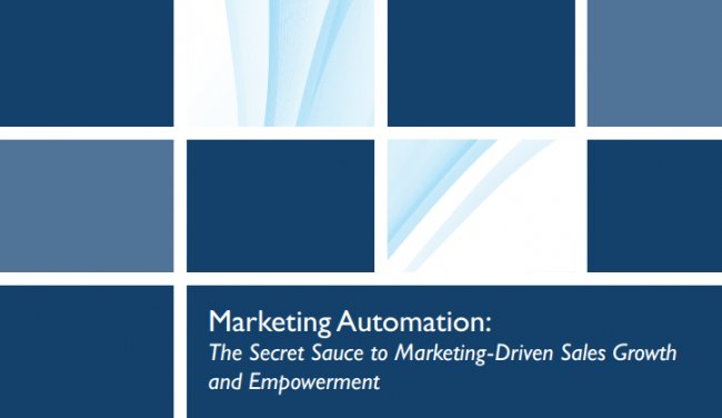 Marketing Automation: Introducción. Por Frost & Sullivan. [Whitepaper en Inglés]