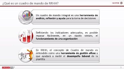 ¿Qué es un Cuadros de Mandos RRHH?. Ejemplo Real: Nutreco. [Webinar 45 mnts]