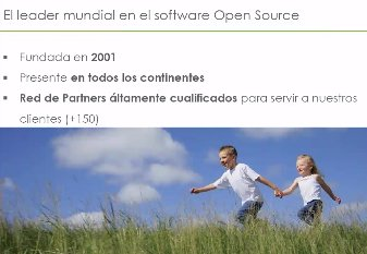 Openbravo, ERP Open Source. Intro y demo. Webinar de 35 minutos.