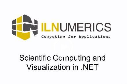 Scientific Computing and Visualization in .NET – An Introduction to the ILNumerics library. Webinar de 1 hora.
