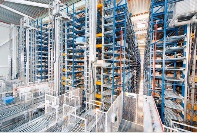 Dematic automatiza la gestión de 90 Millones de prendas al año en el Centro de Distribución de firma textil española [Nota Prensa]
