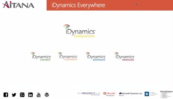 iDynamics Connect para movilizar Dynamics AX y NAV. Webinar de 30 minutos.
