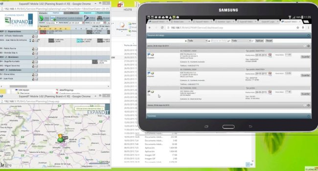 Gestión de SAT (Servicios de Asistencia Técnica) con Microsoft NAV y ExpandIT [Webinar de 1 hora]
